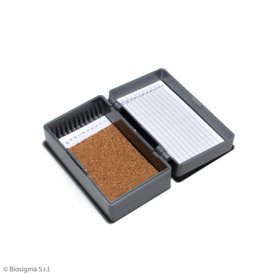 STORAGE MICROSCOPE SLIDES BOXES