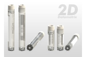 CryoGen® Tubes 2D CLEARLine®